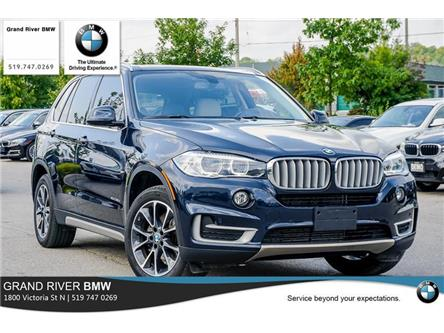 2017 BMW X5 xDrive35d (Stk: 50902A) in Kitchener - Image 1 of 22