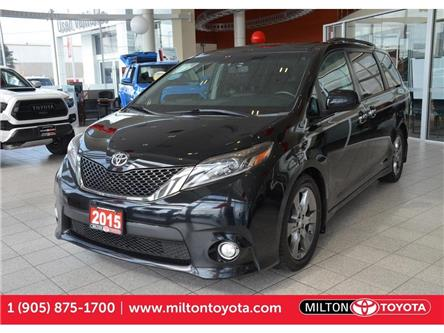 2015 Toyota Sienna  (Stk: 555715) in Milton - Image 1 of 37