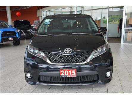 2015 Toyota Sienna  (Stk: 555715) in Milton - Image 2 of 37