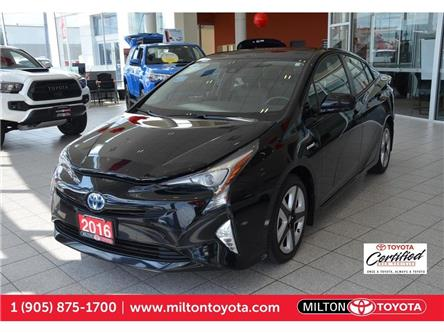 2016 Toyota Prius  (Stk: 007709A) in Milton - Image 1 of 39