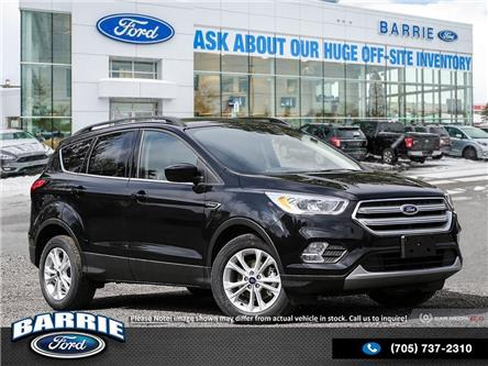 2019 Ford Escape SEL (Stk: T0858) in Barrie - Image 1 of 27