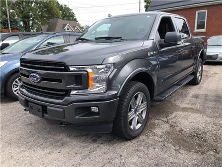 2018 Ford F-150  (Stk: 46600) in Belmont - Image 1 of 16