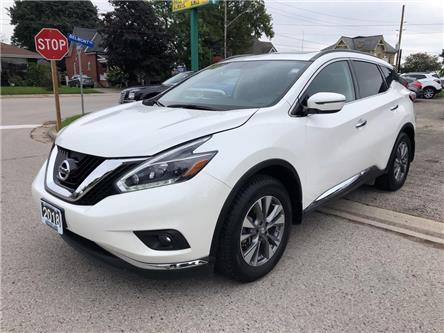 2018 Nissan Murano SV (Stk: 01566) in Belmont - Image 1 of 19