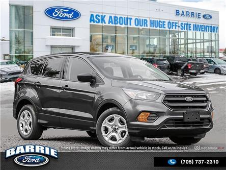 2019 Ford Escape S (Stk: T1107) in Barrie - Image 1 of 27