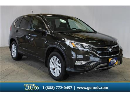 2016 Honda CR-V EX-L (Stk: 114605) in Milton - Image 1 of 48