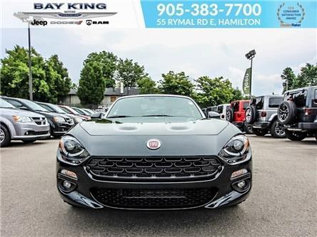 2017 Fiat 124 Spider Lusso (Stk: 6585) in Hamilton - Image 2 of 13