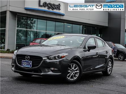 2017 Mazda Mazda3 GS (Stk: 191184B) in Burlington - Image 1 of 26