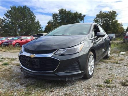 2019 Chevrolet Cruze LT (Stk: S563254) in Newmarket - Image 1 of 22