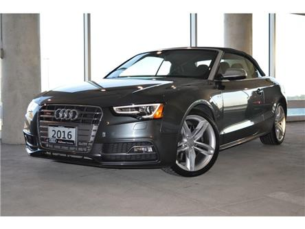 2016 Audi S5 3.0T Technik (Stk: P7422) in Toronto - Image 2 of 28