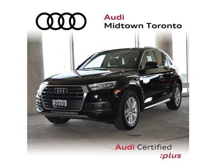 2019 Audi Q5 45 Komfort (Stk: P7404) in Toronto - Image 1 of 24