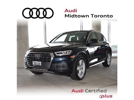 2018 Audi Q5 2.0T Technik (Stk: AU6755A) in Toronto - Image 1 of 28