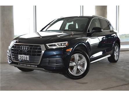 2018 Audi Q5 2.0T Technik (Stk: AU6755A) in Toronto - Image 2 of 28