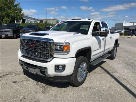 2019 GMC Sierra 2500HD Denali (Stk: F236637) in Newmarket - Image 1 of 22