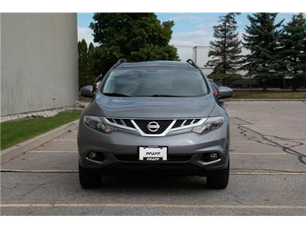 2013 Nissan Murano SL (Stk: U5506A) in Mississauga - Image 2 of 22