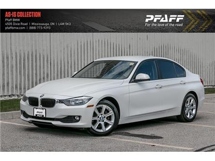 2014 BMW 320i xDrive (Stk: U5511A) in Mississauga - Image 1 of 21