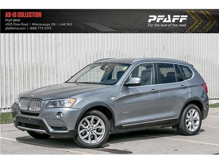 2013 BMW X3 xDrive28i (Stk: U5648) in Mississauga - Image 1 of 22