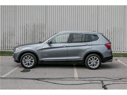2013 BMW X3 xDrive28i (Stk: U5648) in Mississauga - Image 2 of 22