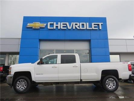 2018 Chevrolet Silverado 3500HD LT (Stk: 46244) in STETTLER - Image 1 of 18