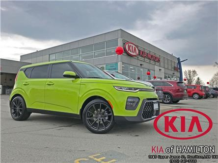 2020 Kia Soul EX Limited (Stk: SO20056) in Hamilton - Image 1 of 24