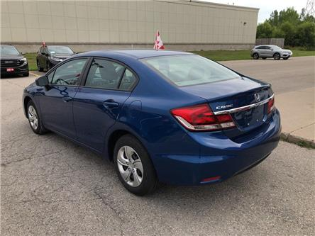 2015 Honda Civic LX (Stk: U13119) in Goderich - Image 2 of 15