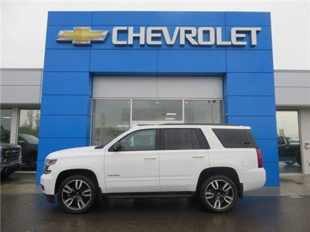 2020 Chevrolet Tahoe Premier (Stk: 20006 DEMO) in STETTLER - Image 1 of 25