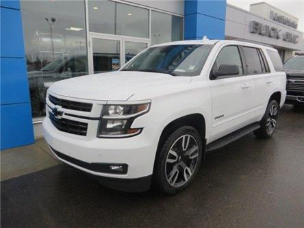 2020 Chevrolet Tahoe Premier (Stk: 20006 DEMO) in STETTLER - Image 2 of 25