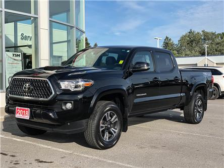 2018 Toyota Tacoma SR5 (Stk: W4853) in Cobourg - Image 1 of 25