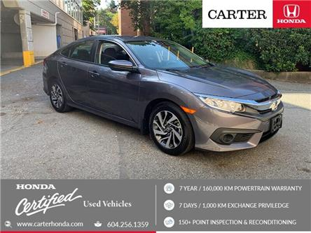 2018 Honda Civic SE (Stk: 2K31121) in Vancouver - Image 1 of 22
