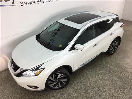 2016 Nissan Murano Platinum (Stk: 35584R) in Belleville - Image 2 of 29