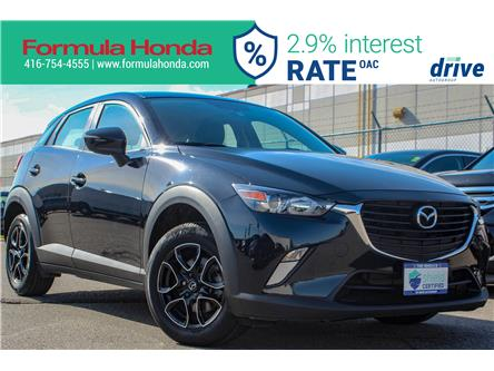 2016 Mazda CX-3 GS (Stk: B11316A) in Scarborough - Image 1 of 30
