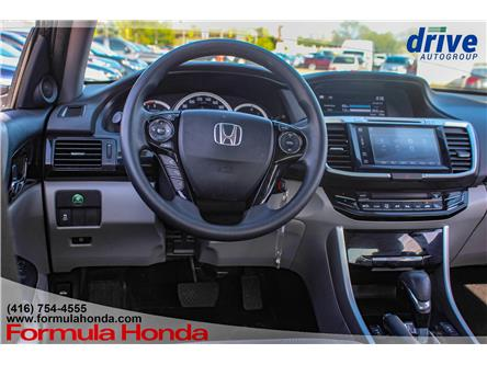 2017 Honda Accord LX (Stk: B11376) in Scarborough - Image 2 of 26
