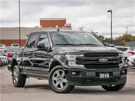 2018 Ford F-150 Lariat (Stk: 1HL205) in Hamilton - Image 1 of 30