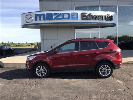 2017 Ford Escape SE (Stk: 21993) in Pembroke - Image 1 of 7