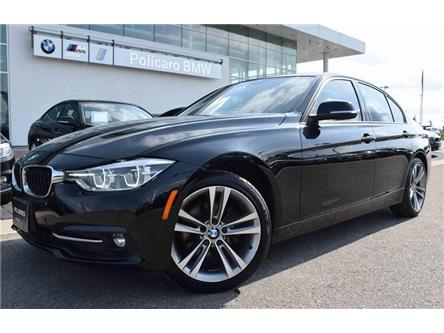 2016 BMW 320i xDrive (Stk: 690162X) in Brampton - Image 1 of 18