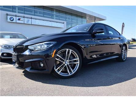 2020 BMW 430i xDrive Gran Coupe  (Stk: 0L11693) in Brampton - Image 1 of 12