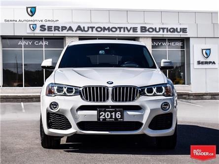 2016 BMW X4 xDrive28i (Stk: P1325) in Aurora - Image 2 of 27