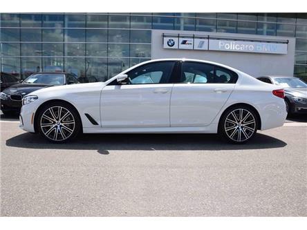 2019 BMW 540i xDrive (Stk: 9W52756) in Brampton - Image 2 of 12