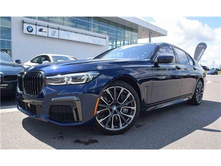 2020 BMW 750i xDrive (Stk: 0M58416) in Brampton - Image 1 of 12
