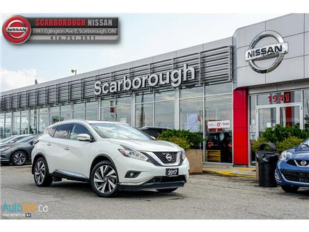 2017 Nissan Murano  (Stk: L19020A) in Scarborough - Image 2 of 28