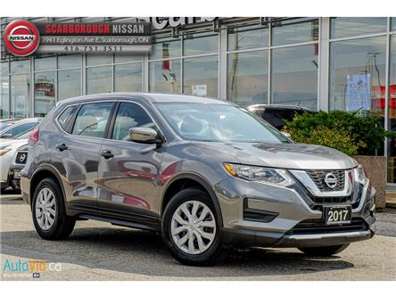 2017 Nissan Rogue  (Stk: Y19254A) in Scarborough - Image 1 of 29