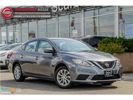 2017 Nissan Sentra  (Stk: Y19120A) in Scarborough - Image 1 of 29
