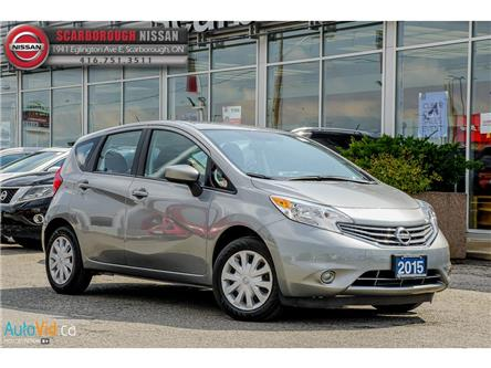 2015 Nissan Versa Note  (Stk: K19089A) in Scarborough - Image 1 of 26