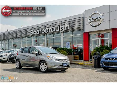 2015 Nissan Versa Note  (Stk: K19089A) in Scarborough - Image 2 of 26