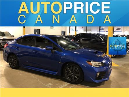 2016 Subaru WRX Sport Package (Stk: W0057B) in Mississauga - Image 1 of 28