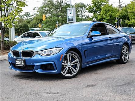 2014 BMW 435i xDrive (Stk: P9038) in Thornhill - Image 1 of 25