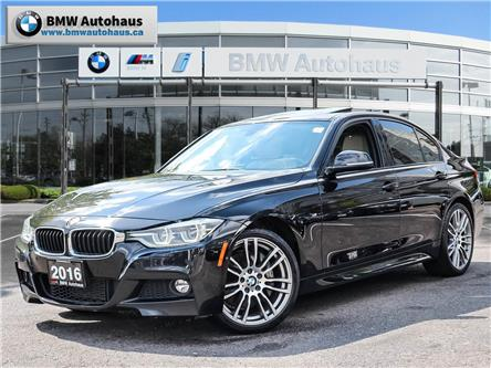2016 BMW 328i xDrive (Stk: P9087) in Thornhill - Image 1 of 30