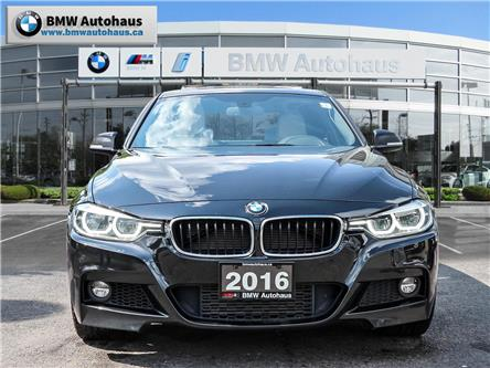 2016 BMW 328i xDrive (Stk: P9087) in Thornhill - Image 2 of 30