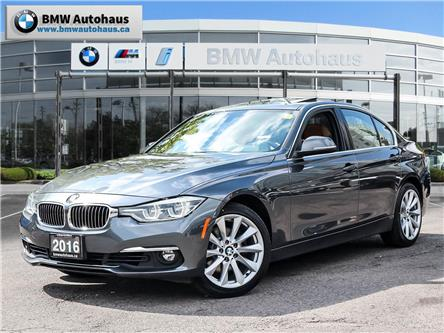 2016 BMW 328i xDrive (Stk: P9101) in Thornhill - Image 1 of 30