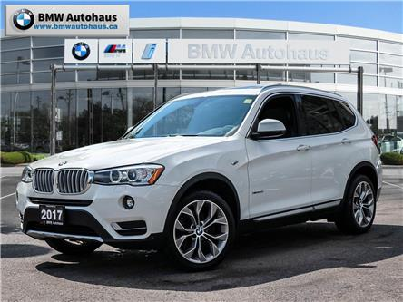 2017 BMW X3 xDrive28i (Stk: P9137) in Thornhill - Image 1 of 31