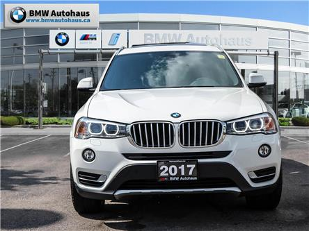 2017 BMW X3 xDrive28i (Stk: P9137) in Thornhill - Image 2 of 31